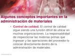 algunos conceptos importantes en la administraci n de materiales1