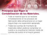principios que rigen la contabilizaci n de los materiales1