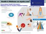 health wellness on myuhc com