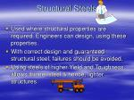structural steels1