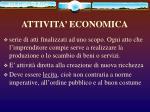 attivita economica