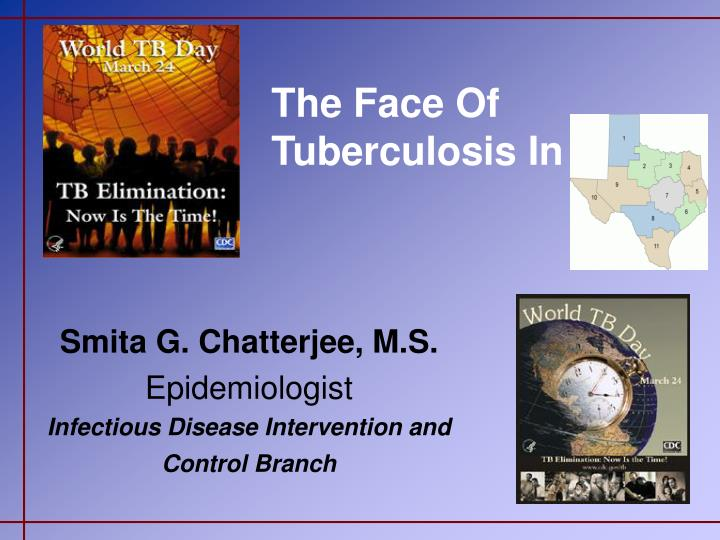 the face of tuberculosis in n.