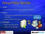 group policy service
