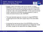 gsfc advisory proposed mitigation techniques4