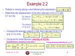 example 2 2