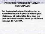 presentation des initiatives regionales2