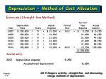 depreciation method of cost allocation4
