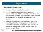 impairments1