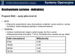 uruchamianie systemu dok adniej9