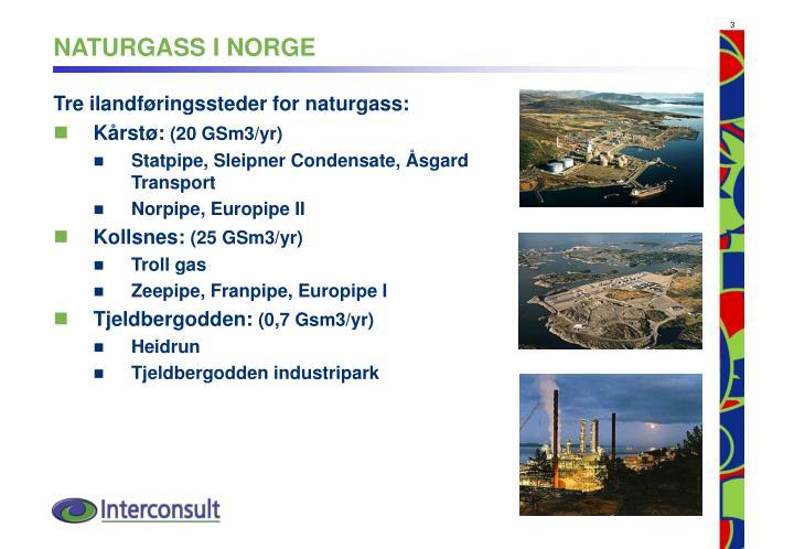 Naturgass i norge1