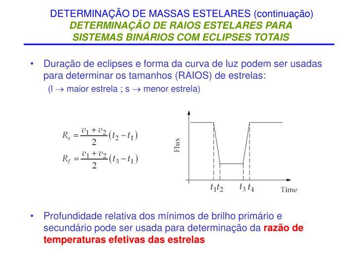 Resultado de imagem para binárias eclipsantes curva de luz contato