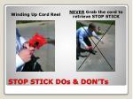 stop stick dos don ts1