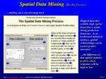 spatial data mining the big picture