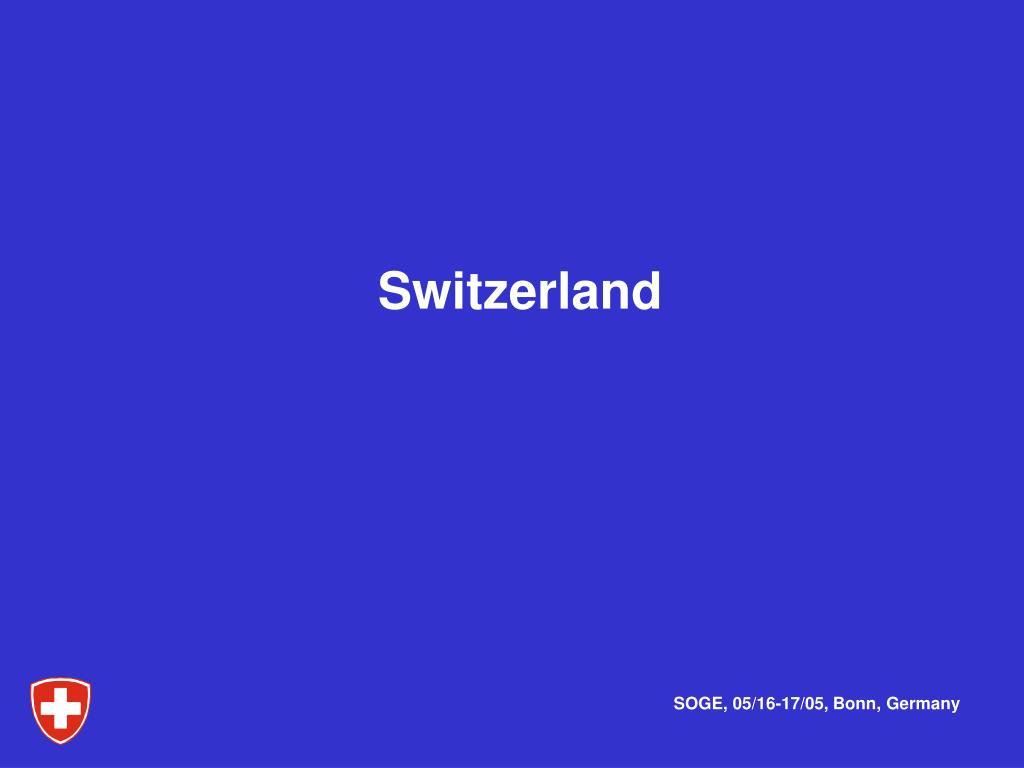 switzerland l.
