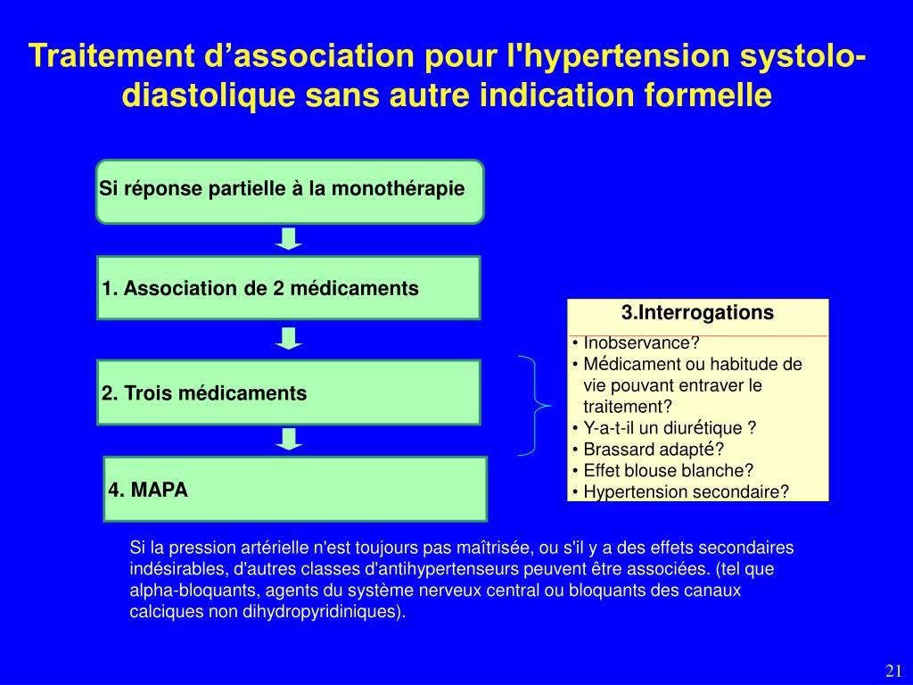 PPT - Les nouvelles recommandations de l'hypertension..