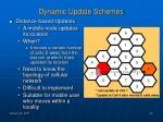 dynamic update schemes2