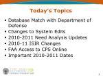 today s topics1