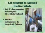 lei estadual de acesso biodiversidade2