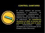 control sanitario1