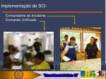 implementa o do sci