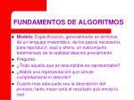 fundamentos de algoritmos1