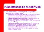 fundamentos de algoritmos14