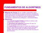 fundamentos de algoritmos3