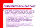 fundamentos de algoritmos9
