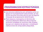 programacion estructurada1