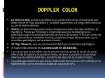 doppler color7