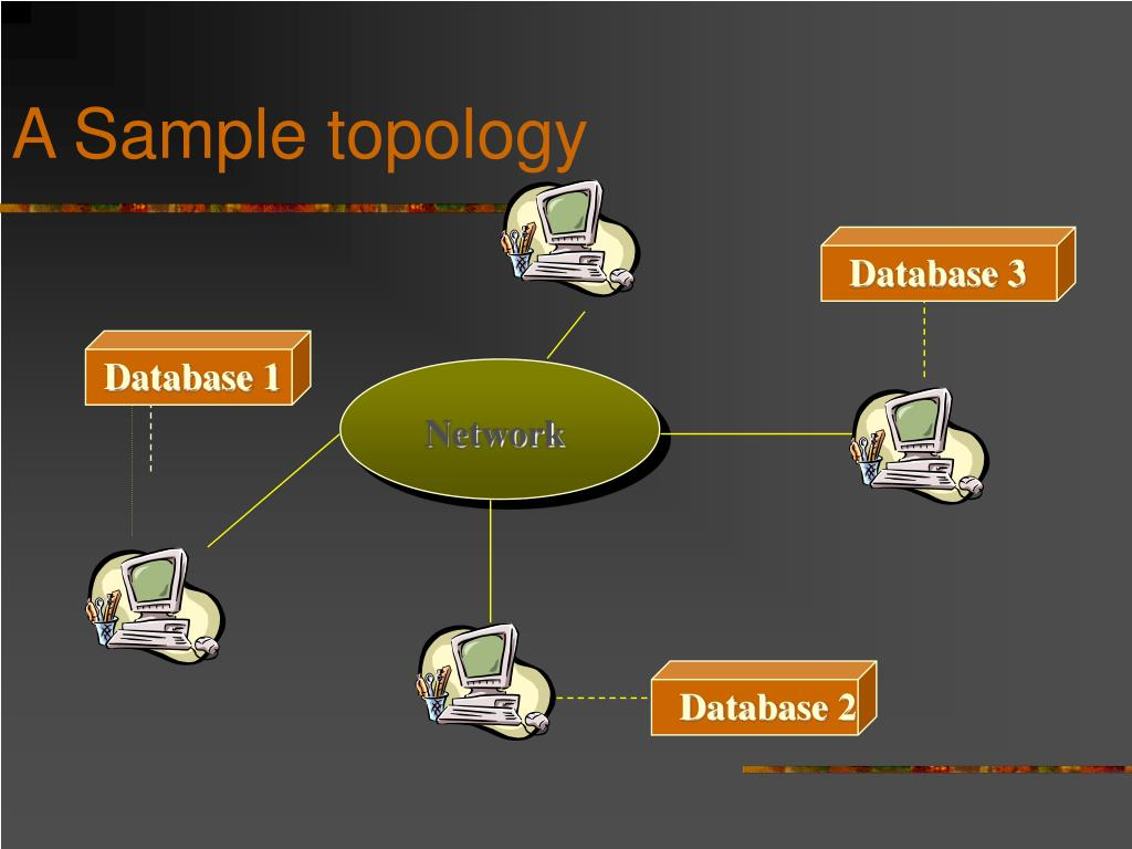 A Sample topology