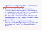 competencia social y competencia comunicativa1