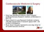 cardiovascular medicine surgery