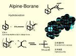 alpine borane