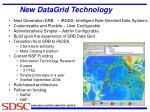 new datagrid technology