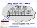 using a data grid details5
