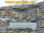 tsunami load drape kty