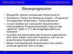 steuerprogression