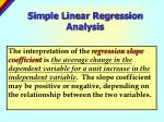 simple linear regression analysis4