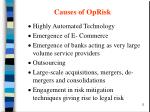 causes of oprisk1