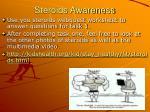 steroids awareness