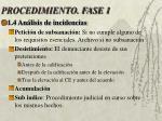 procedimiento fase 12