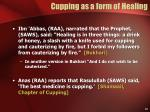 cupping as a form of healing