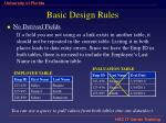 basic design rules14