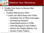 mobilize your workforce25