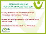 modelo curricular por ciclos proped uticos cun1