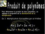 produit de polyn mes1