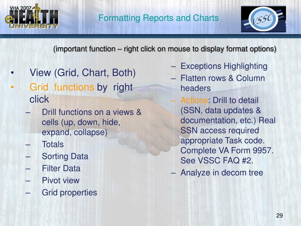 View (Grid, Chart, Both)