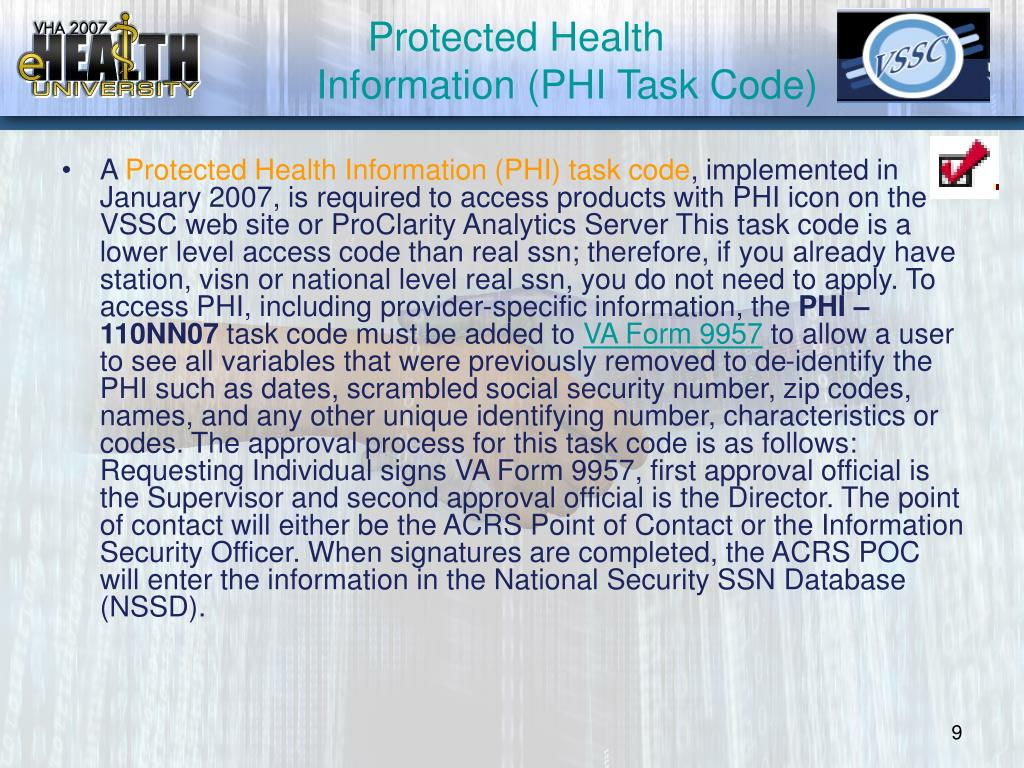 Protected Health