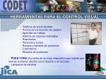 herramientas para el control visual1